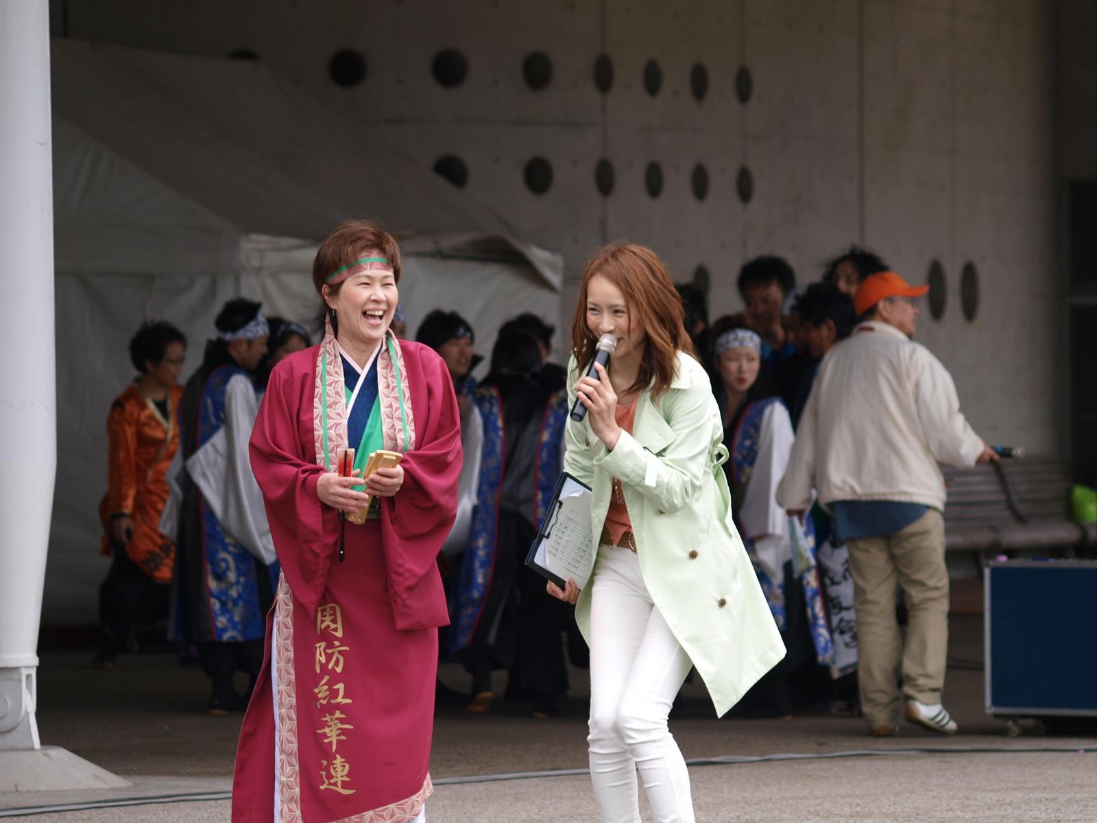 生協まつり 2014 総踊り(ぶち笑え)