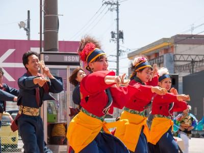 イオン会場総踊り
