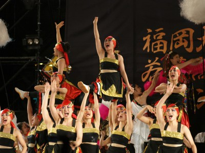 福岡大学附属若葉高等学校ダンス部
