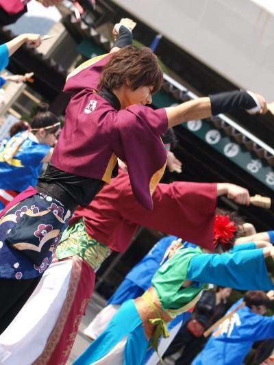 メイン総踊り